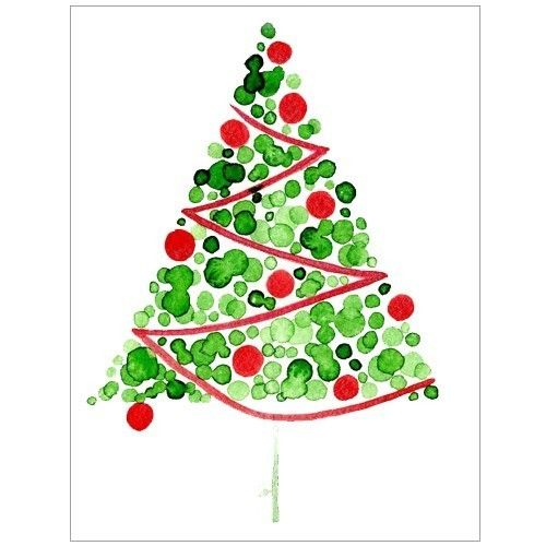 1a208f731328f23fc544c8f900751fd3 red christmas trees christmas crafts